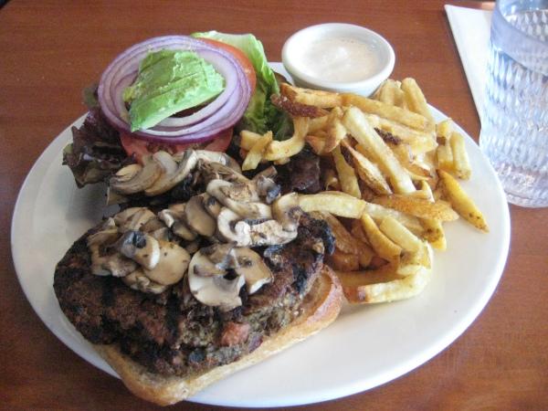 Hugo's Veggie Burger