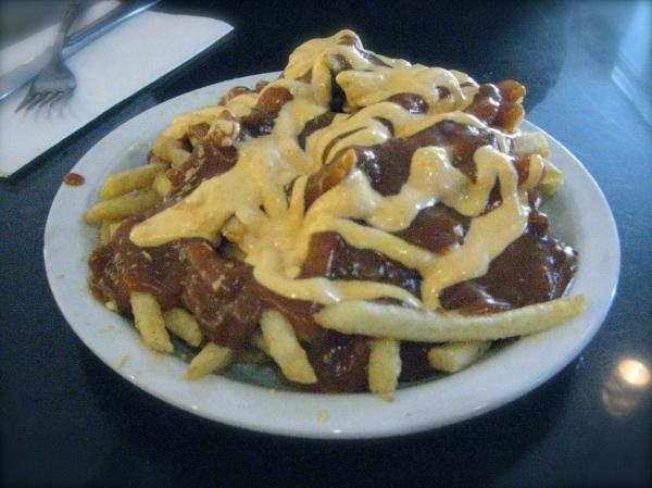 Doomie's Chili Cheese Fries