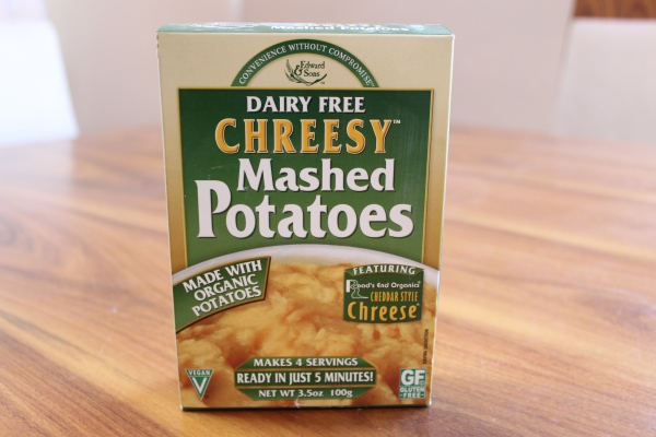 Chreesy Mashed Potatoes