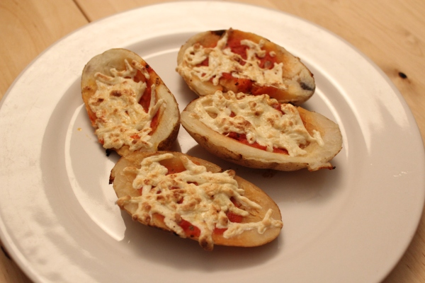Cruzer Potato Skins