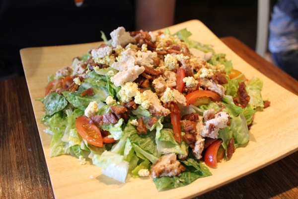 Golden Mean Cobb Salad