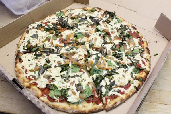 Cheezy Pizza Margherita Pizza