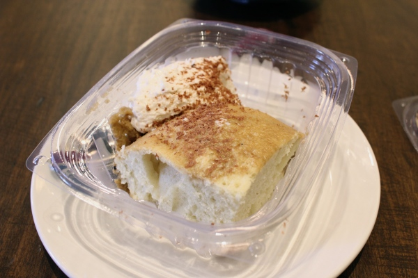 Native Foods Tiramisu