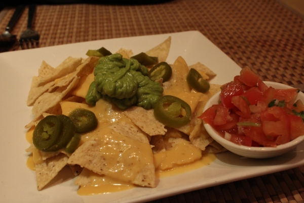 Green Earth Nachos