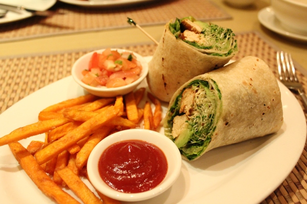 Green Earth California Chick-un Wrap
