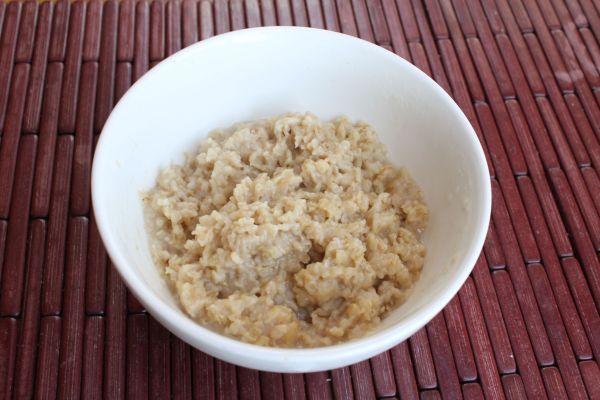 Gobble Green Oatmeal