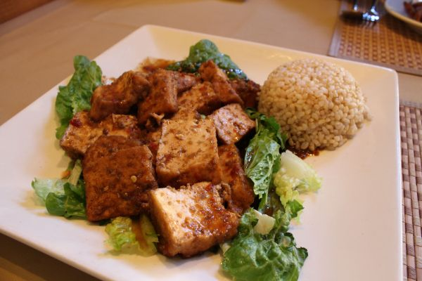 Green Earth Spicy Lemongrass Tofu