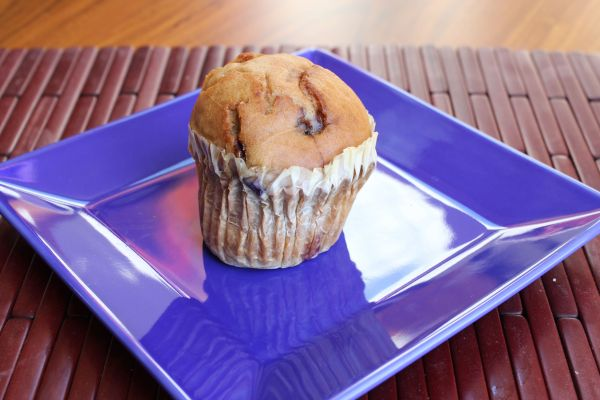 Gobble Green Blueberry Muffin