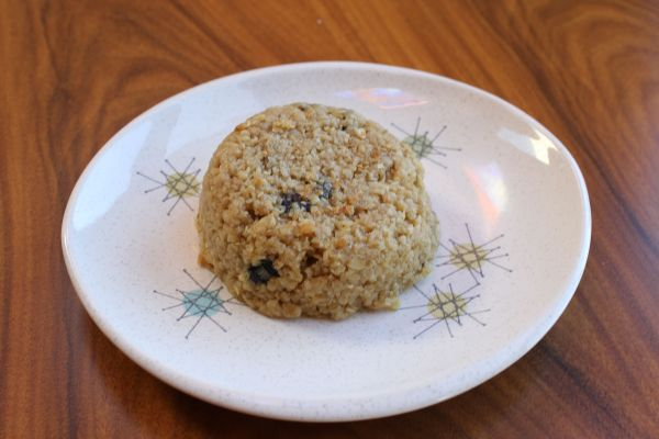 Gobble Green Oatmeal Raisin Cookie