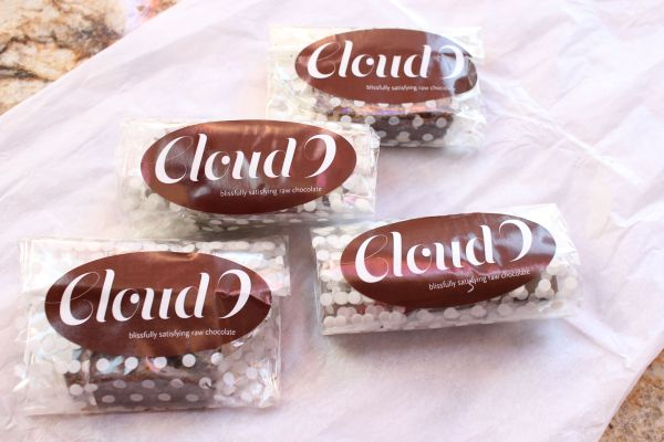 Cloud 9 Raw Chocolates