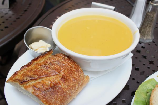 Freesoulcaffe Butternut Squash Soup