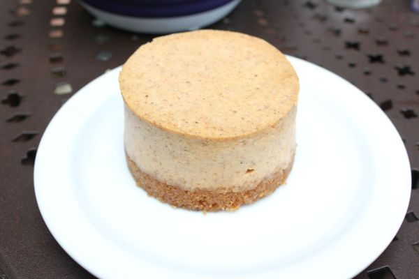 Freesoulcaffe Pumpkin Cheesecake