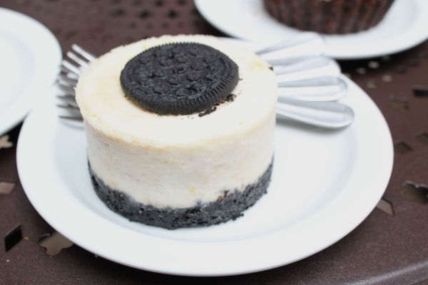 Freesoulcaffe Oreo Cheesecake