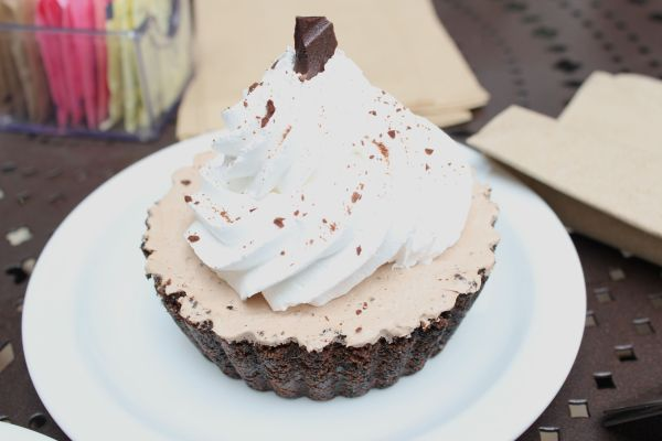 Freesoulcaffe Mocha Cream Pie