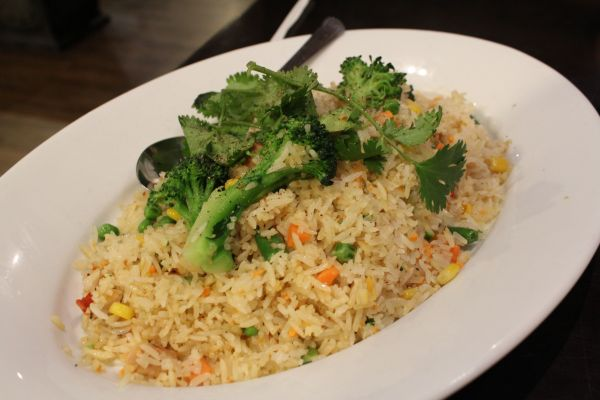 Bo De Fried Rice