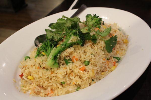 Bo De Fried Rice