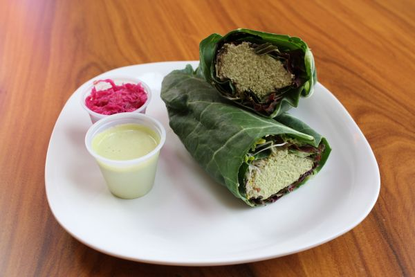 Leaf Cuisine Bedouin Burrito