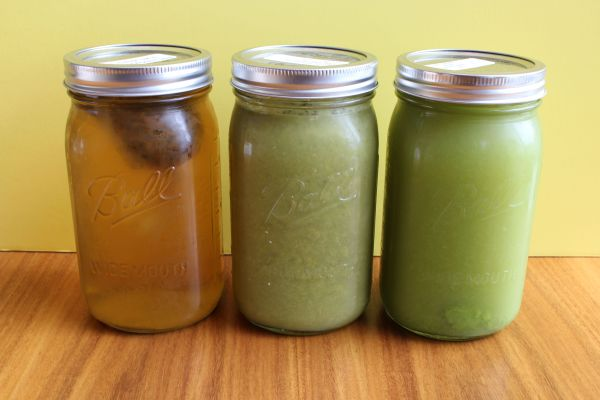 Earthly Juices Day 1 Cleanse