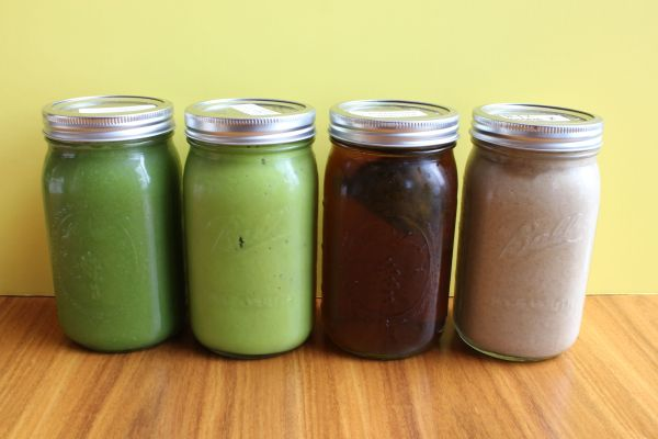 Earthly Juices Day 2 Cleanse