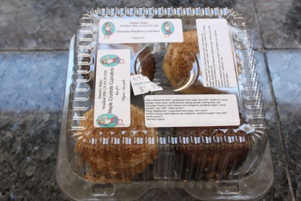 Amanda's Bakery Cupcakes at Follow Your Heart