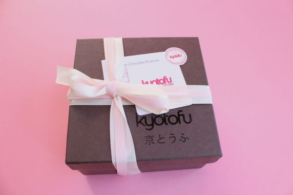 Kyotofu Brownies