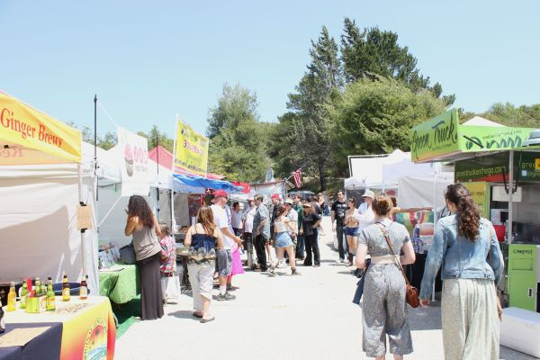 Topanga Earth Day Food Vendors