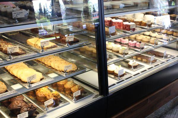 Freesoulcaffe Bakery Case