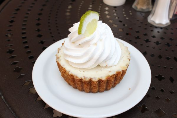 Freesoulcaffe Key Lime Pie