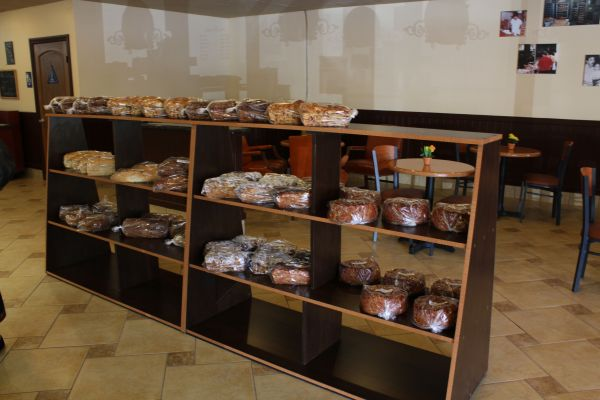Muffin Top Bakery Display Case 3