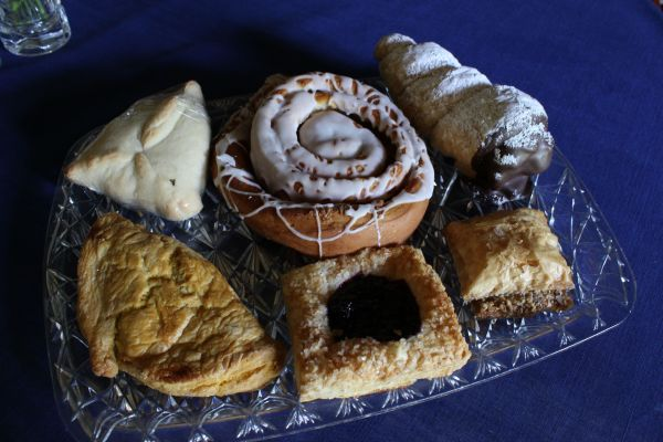 Muffin Top Bakery Assorted Pastries