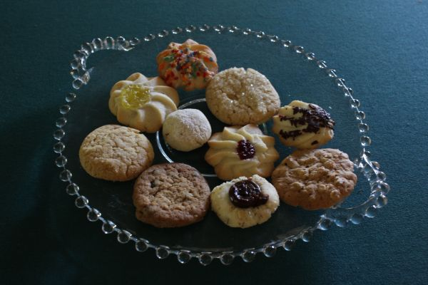 Muffin Top Bakery Assorted Cookies