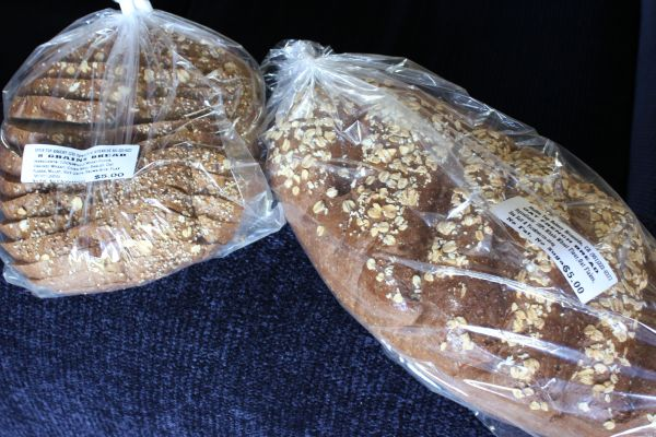 Muffin Top Bakery Breads