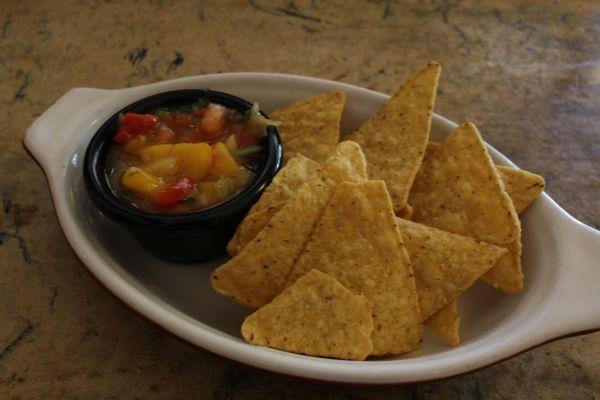 Rutabegorz Mango Salsa