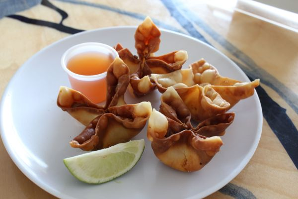 Green Crab Puffs