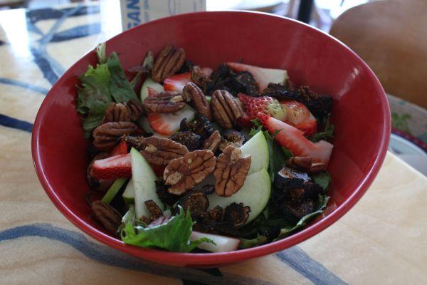 Green Balsamic Picnic Salad