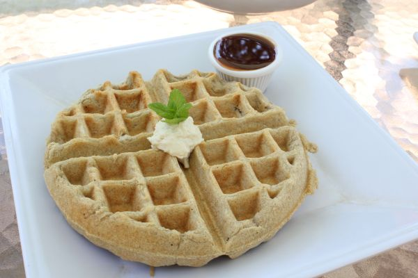 ChocolaTree Waffle