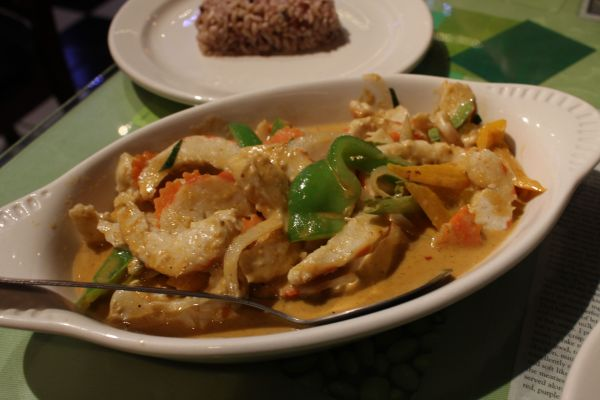 Thai Vegan Chu Chee