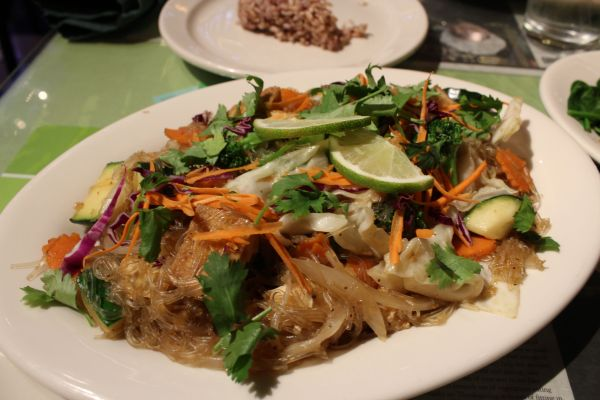 Thai Vegan Glass Noodles