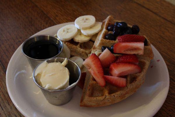 Macy's Coffee House Waffle
