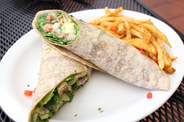 Native Foods Twister Wrap