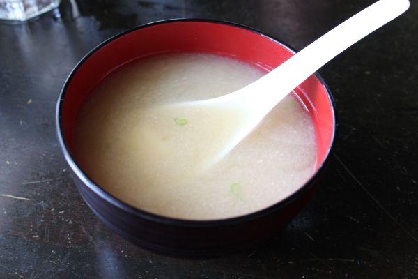 Sushi Laguna Miso Soup