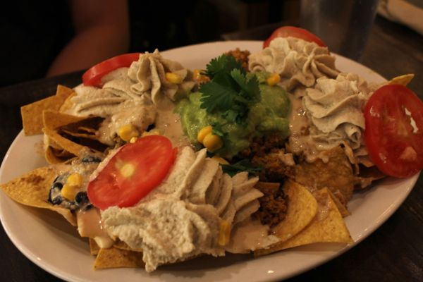 Native Foods Nachos