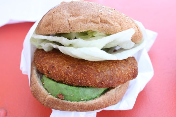 Tasty Covina Chicken Sandwich with Avocado