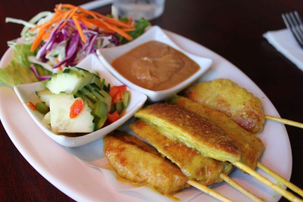 Bright Star Chicken Satay