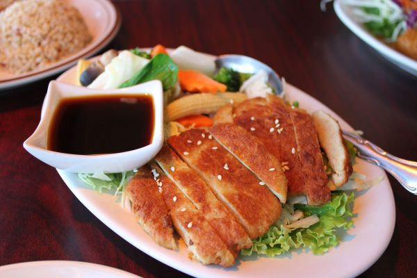 Bright Star Teriyaki Chicken