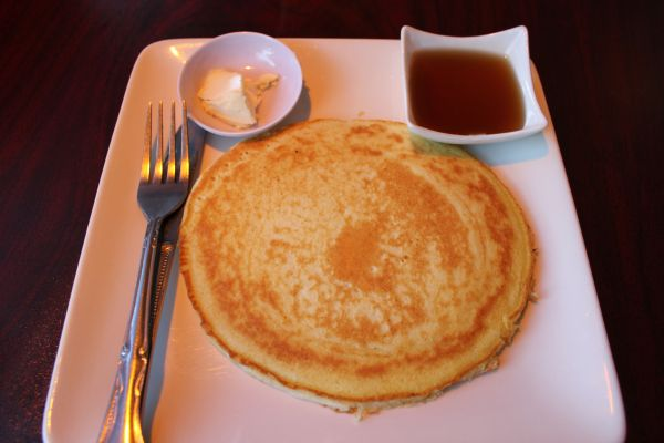 Bright Star Pancake