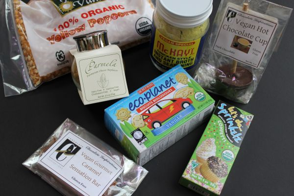Viva La Vegan Goodies