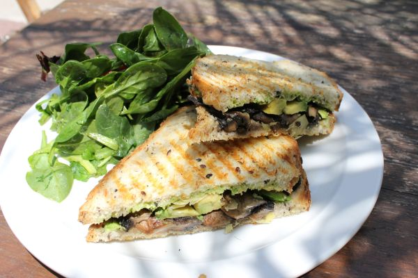 Green Bliss Panini