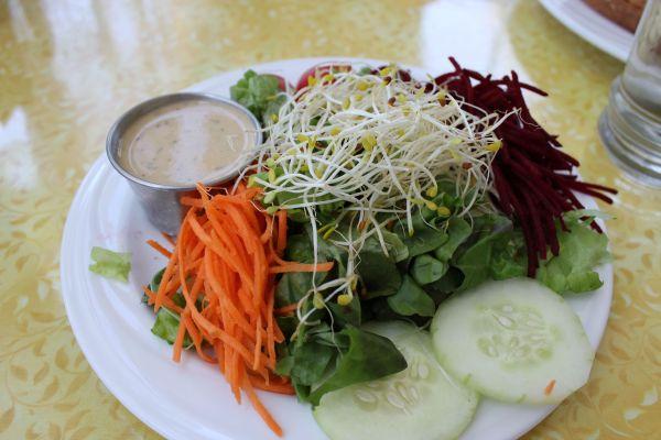 Jyoti Bihanga Salad