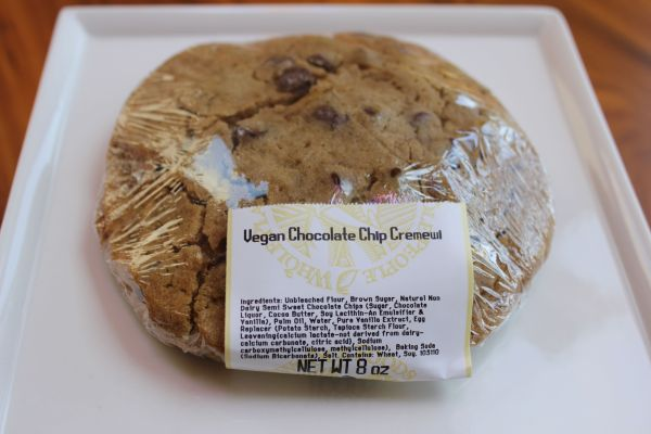 Whole Foods Chocolate Chip Cremewich
